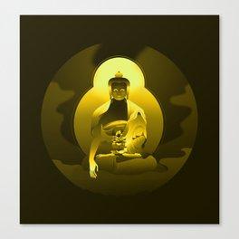 Buddha2 Canvas Print