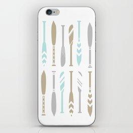 River OAR Ocean iPhone Skin