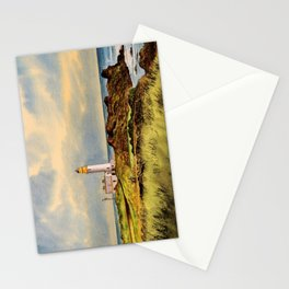 Turnberry Golf Course Scotland 9th Tee Stationery Cards