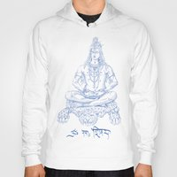 shiva Hoodies featuring SHIVA by Psychedelic Bugs - Besouro Independente