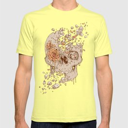 Disintegrate (A Violent Decay):  The Fragile Intensity of Existence T-shirt