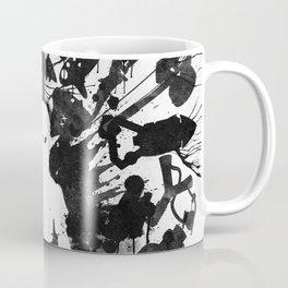 Ink Blot Link Kleptomania Geek Disorders Series Coffee Mug