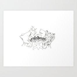 Sobremesa Art Print