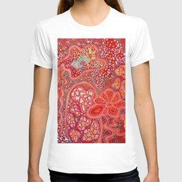 Crimson Tapestry T-shirt