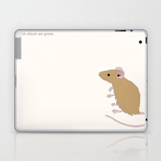 Modest Mouse Laptop & iPad Skin