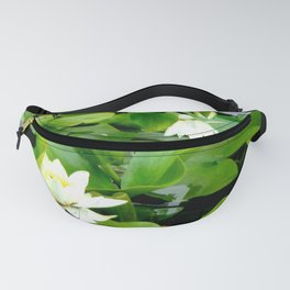 Waterlily #2 Fanny Pack