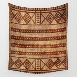 -A24- African Moroccan Traditional Artwork. Wall Tapestry
