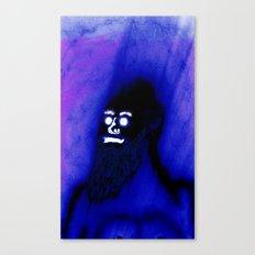 Bearded Gorilla Canvas Print