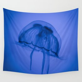 Moon Jelly Wall Tapestry