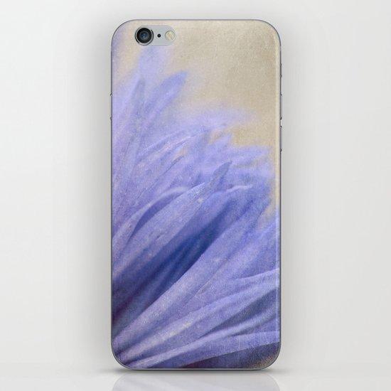 Cornflower Petals iPhone & iPod Skin