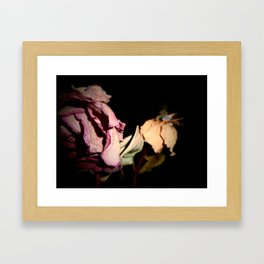 By Any Other Name Framed Art Print