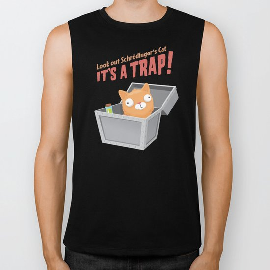 It's a trap! Biker Tank