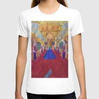 cinderella T-shirts featuring Cinderella  by Jgarciat