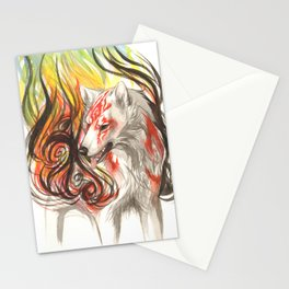 Burn Like the Sun Stationery Cards