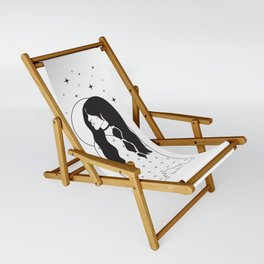 Moon Maiden Sling Chair