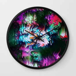 Grey Matter Sponge - 2016.02 Wall Clock