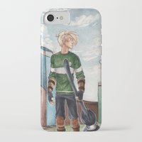 quidditch iPhone & iPod Cases featuring Quidditch by CaptBexx
