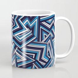 Support Creativity Crazy Zigs Coffee Mug