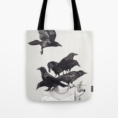 Neither Poor Nor Innocent Tote Bag