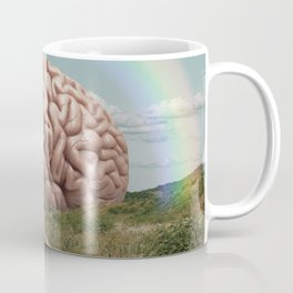 The Way I Think Coffee Mug