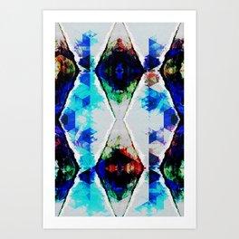The Romb Series Art Print
