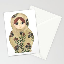 Matryoshka Doll #2 Stationery Cards
