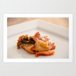 Kimchi 2 Art Print