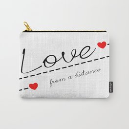 Distant Love Carry-All Pouch