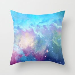 Universale Throw Pillow