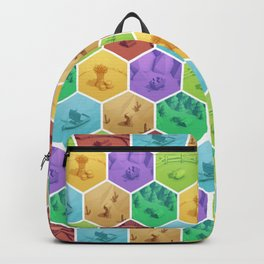 The Resource Conquest - 3D Backpack