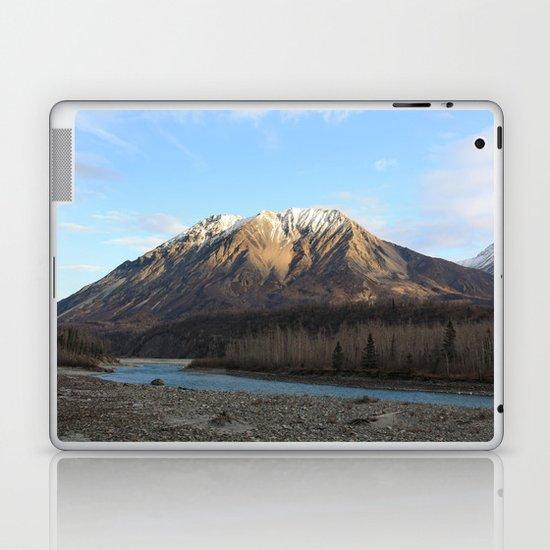 Blue Creek, Alaska Laptop & iPad Skin