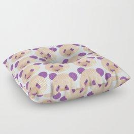 panda bear Floor Pillow