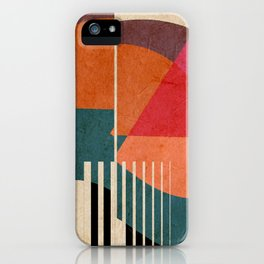 in the autumn iPhone Case