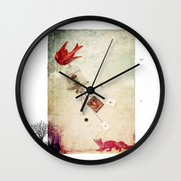 The Price of Freedom Wall Clock