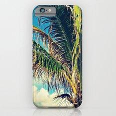 Breezy Beach Palm iPhone 6s Slim Case