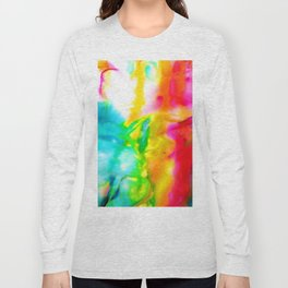 Abstract Bliss 5H by Kathy Morton Stanion Long Sleeve T-shirt