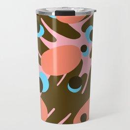 Khaky Tropics Travel Mug