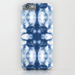 Tie Dye That's Actually Sky oversize iPhone Case