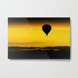 Epic Sunset Metal Print