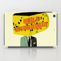 wisconsin iPad Cases featuring Hello Wisconsin by Josh Franke