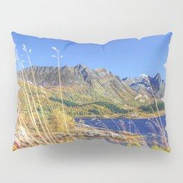 Exploring the Fjord Pillow Sham