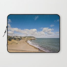 Irish sunny beach Laptop Sleeve