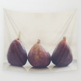 We 3 Figs Wall Tapestry