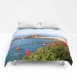 The Lagoon. Comforters