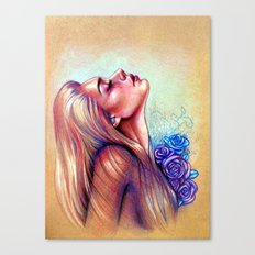 Winter Harvest Canvas Print