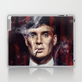 Tommy Shelby Laptop & iPad Skin