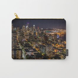 Seattle Nights Carry-All Pouch