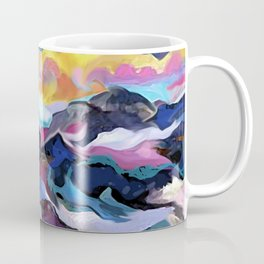 Montain Sunrise Coffee Mug
