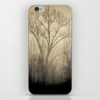 inner demons iPhone & iPod Skins featuring Inner Demons by Olivia Joy StClaire