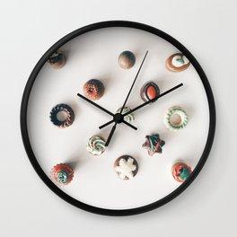 Chocolates - Life is Like a Box of Chocolates Wall Clock